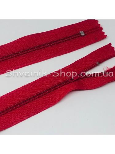 Змейка т-3 50 см на основе ХБ Цвет : Красная в упаковке 100 штук