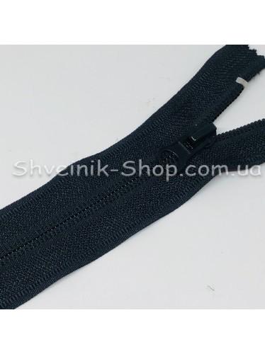 Молнии Обратная Спираль 18 cm  цвет Черная в упаковке 100 штук