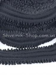 Резина ремни ( Гафре) ширина : 6см цвет Черный в упаковке 25метров