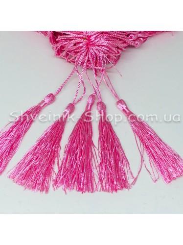 Кисточки Длина кисти : 8 см Цвет : Розовый в упаковке 100 штук цена за упаковку