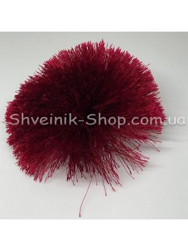 Кисточки Шелковые клеевые Длина кисти : 5 см Цвет : Бордо  в упаковке 1 штучку цена за упаковку