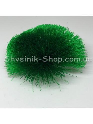 Кисточки Шелковые клеевые Длина кисти : 5 см Цвет : Зеленый  в упаковке 1 штучку цена за упаковку