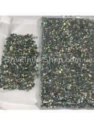 Стразы Стекло DMC Круглые  Размер : ss20 цвет:  Кристалл АВ ( Голограмма) в упаковке 8640 штук цена за упаковку