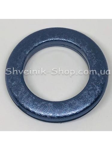 Люверс шторный Китай Круглый Мраморный Внутрений Диамитp :35 мм Цвет: Синий в упаковке 50 штук цена за упаковку