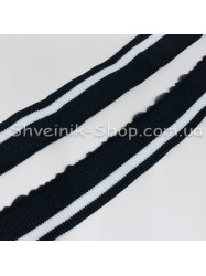 Довяз (Манжетная Резинка ) Ширина : 3 см Длина : 70 см Цвет : Черный цена за упаковку 50 штук