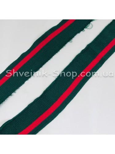 Довяз (Манжетная Резинка ) Ширина : 3 см Длина : 70 см Цвет : Зеленый + Красный цена за упаковку 50 штук