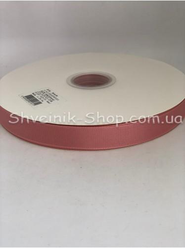 Репсовая Лента Ширина 2 см Цвет: Пудра в упаковке 92 м цена за упаковку