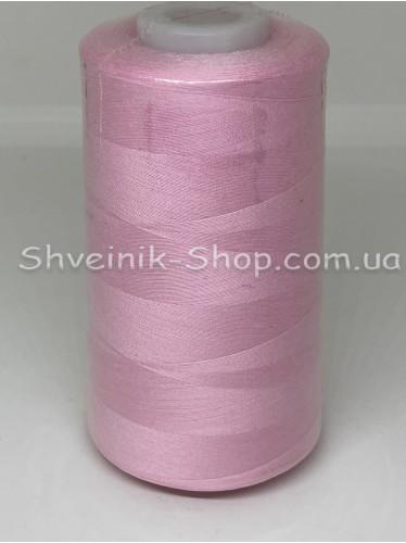 Нитка  №40 цвет Светло Розовый в упаковке 3650 метров