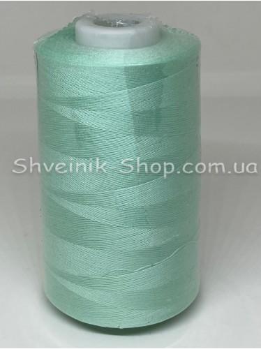 Нитка  №40 цвет  Мята (А1105) в упаковке 3650 метров