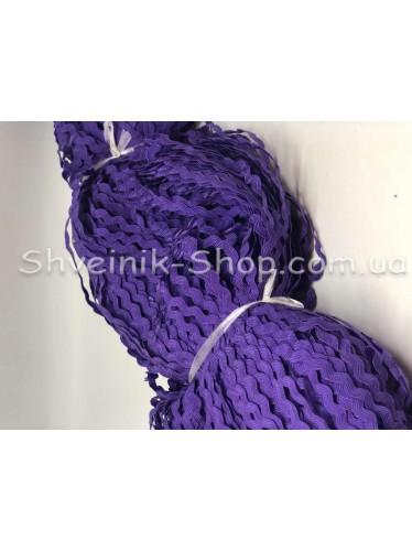 Вьюнок  Ширина 6 мм цвет Фиолетовый в упаковке 230 метров