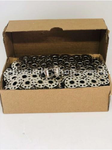 Шпулька бытовая Метал  200 штук в упаковке цена за упаковку