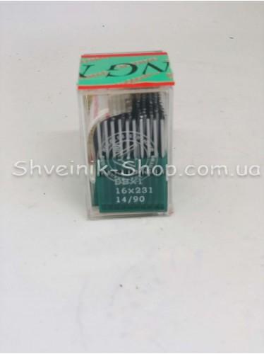 Иглы машинные промышленые DB-1 #90 в упаковке 100 штук цена за упаковку