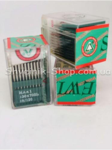 Иглы машинные бытовые  Organ HA #110 в упаковке 100 штук цена за упаковку