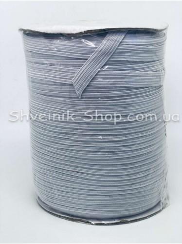 Резина на Бабине 0,8 мм в упаковке 132 Метра цвет : Белый