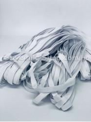 Резина в Пучке ( паке) 0,8 мм в упаковке 500 метров цвет : Белый