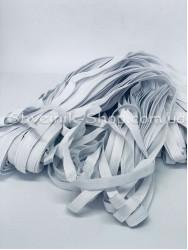 Резина в Пучке ( паке) 0,3 мм в упаковке 100 метров цвет : Белый