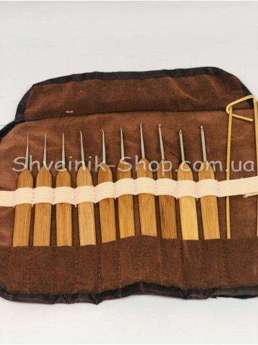 Набор крючков в сумочке от 0,5 до 3 Асорти