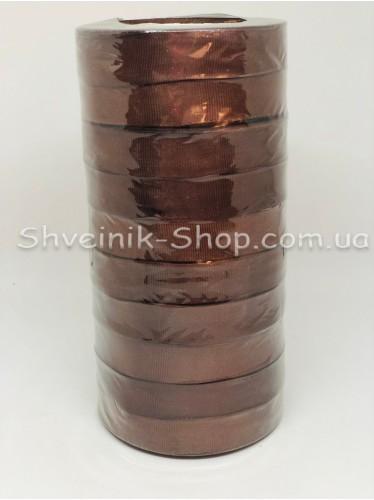 Репсовая Лента Ширина 2 см Цвет: Коричневый в упаковке 230 м цена за упаковку