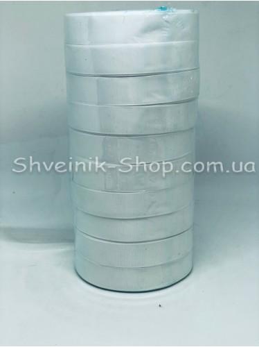 Репсовая Лента Ширина 2 см Цвет: Белый в упаковке 230 м цена за упаковку