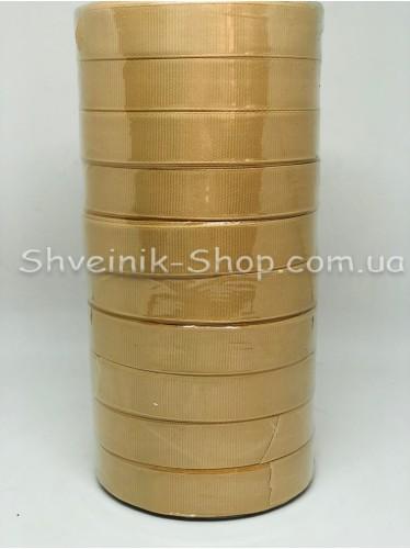 Репсовая Лента Ширина 2 см Цвет: Бежевый в упаковке 230 м цена за упаковку