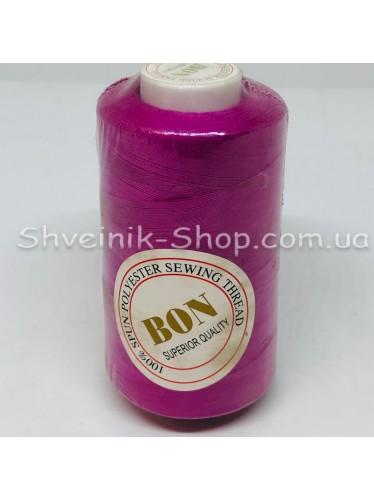 Нитка  №40 цвет Малина в упаковке 3650 метров