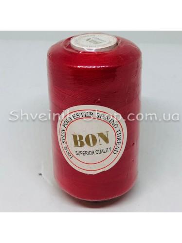 Нитка  №40 цвет Красная в упаковке 3650 метров