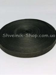 Киперная лента х/б ширина 1,5 см в упаковке 46м Цвет: хаки