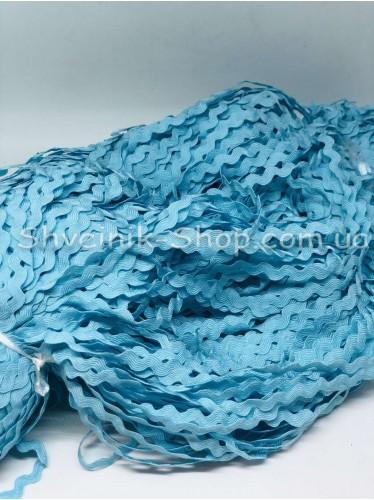 Вьюнок  Ширина 6 мм цвет Голубой в упаковке 230 метров