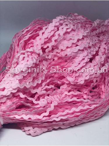 Вьюнок  Ширина 6 мм цвет Розовый в упаковке 230 метров