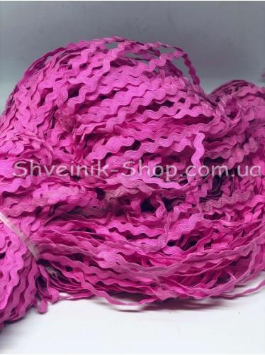 Вьюнок  Ширина 6 мм цвет Ярко Розовый в упаковке 230 метров