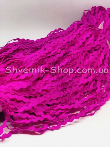 Вьюнок  Ширина 6 мм цвет Фуксия в упаковке 230 метров