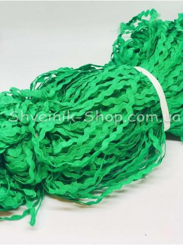 Вьюнок  Ширина 6 мм цвет Зеленый в упаковке 230 метров