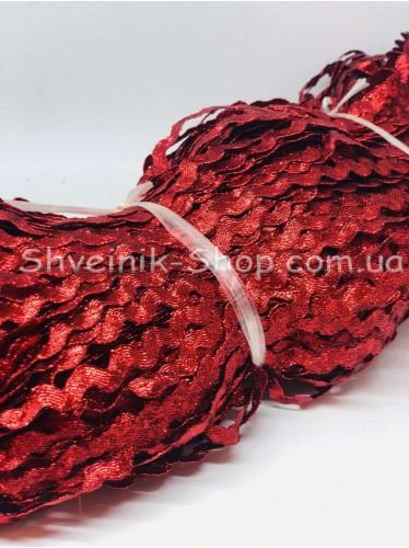 Вьюнок Порча Ширина 7мм Цвет Красный  В упаковке 230 метров
