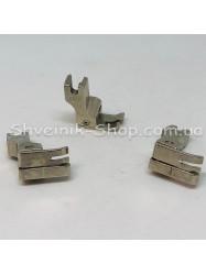 Лапка для промышленных швейных машин  #CR1/8 Лапка подпружиненная компирующая правая для отделочной строчки