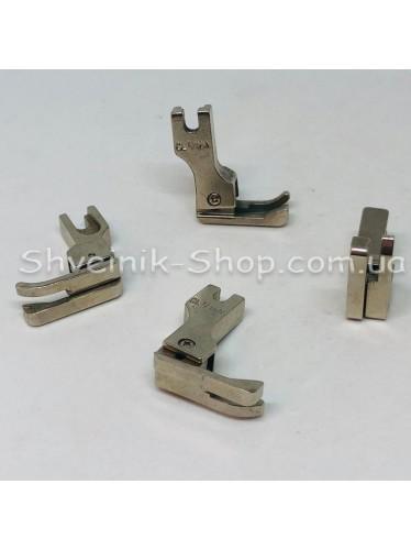 Лапка для промышленных швейных машин  #CL1\16N Лапка подпружиненная компирующая Левая я для отделочной строчки