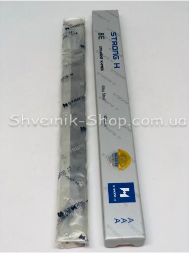 Вертикальное лезвие Strong H  для закройного ножа 8мм в упаковке 10 шт цена за упаковку