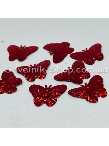 Паетка россыпью бабочка Цвет: красный голограмма Размер: длина 2 см ширина 2 см в упаковке 500г цена за упаковку