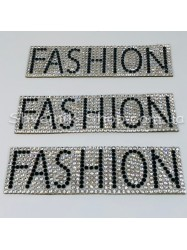 Аппликации Камень  Fashion 50 штук размер 3*10 в упаковке цена за упаковку