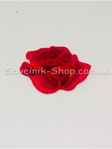 Аппликация роза в упаковке 50шт  цена за упаковку