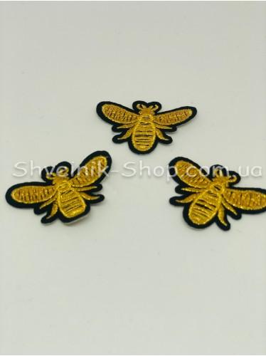Аппликация клеевая Пчела упаковка 100 штук цена за упаковку