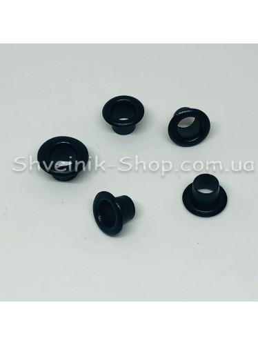 Блочка #2 Диаметр внутренний : 4мм Цвет : Чёрный  в упаковке 4000 штук цена за упаковку (Турция)