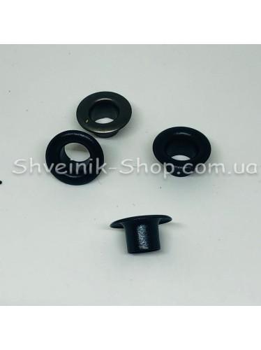 Блочка #4 Диаметр внутренний : 7мм Цвет : Черная в упаковке 4000 штук цена за упаковку ( Турция)