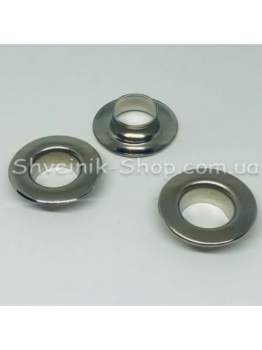 Блочка #28 Диаметр внутренний : 14мм Цвет : Серебро  в упаковке 1000 штук цена за упаковку ( Турция)