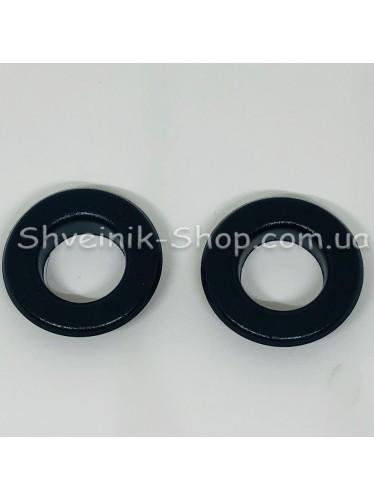 Блочка #31 Диаметр внутренний : 18мм Цвет :  Черная в упаковке 500 штук цена за упаковку ( Турция)