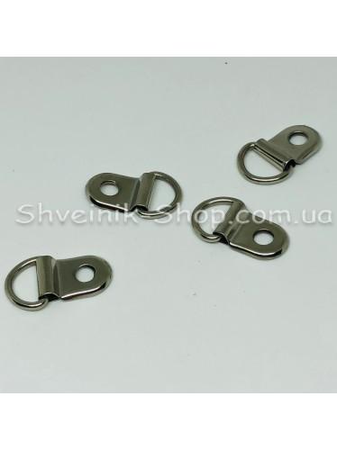 Петля Обувная (Китай ) в упаковке 1000 штук цвет Серебро