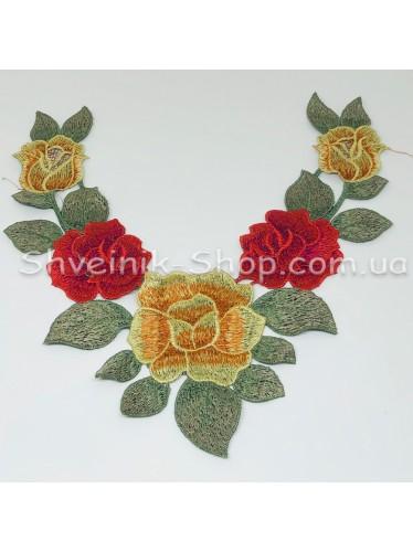 Горло Вязаное  Длина 29 см Цвет Цветное цена за 1 штуку