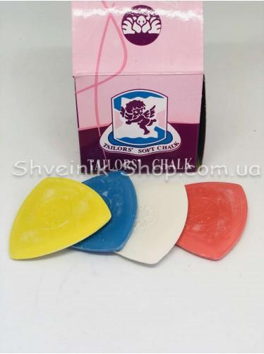 Мел-мыло Ангел цветное в упаковке 10 шт цена за упакрвку