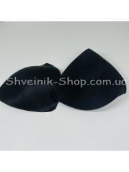 Чашки Треугольник  (купальник) размер 15*15 в упаковке 50 пар цена за упаковку цвет черный