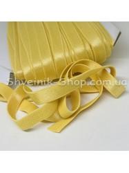 Резина для бретелек золото ширина 1см в упаковке 46м цена за упаковку