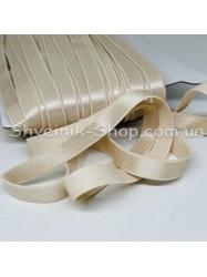 Резина для бретелек молоко ширина 1см в упаковке 46м цена за упаковку